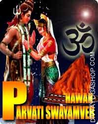 Parvati Swayamvara havan for marriage