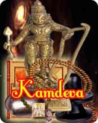 Kamdeva sadhana samagri This Kamdeva Apsara Sadhana Samagri has been energised by Kamdeva mantra. Kamdeva Sadhana Samagri is beneficial for increase aura level and opposite sex attraction...