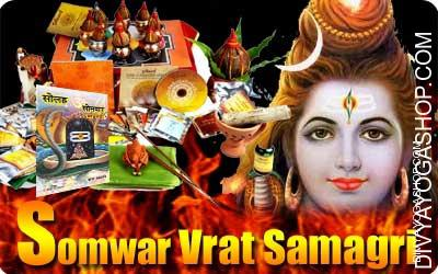 Somvar vrat samagri This story is {related|linked} with Monday fast. Monday fast is practiced to propitiate Bhagawan Shiva and Mata parvati. The panchakshara..