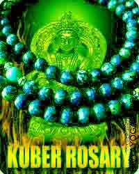 Kuber mala Kuber is the bhagawan of wealth and the god's treasurer. He's additionally referred to as the bhagawan...