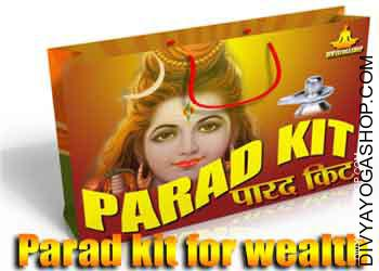 Parad kit for wealth Parad kit for wealth included....Parad Lakshmi- approx 40 gram, 