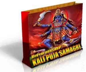 Kali puja samagri Kali Chaudas is the second day of Diwali festival. Kali puja is carried out on this day. You want Kali Puja Samagri...