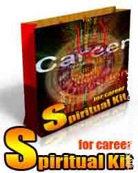 Spiritual kit for success in career