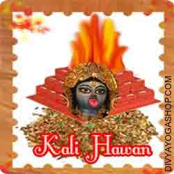 Kali hawan samagri This Kali Havan Samidha is charged by Kali  mantra. Every Tuesday, any Ashtami you can also provide Ahuti 108 time by this Kali havan Samagri for cenemy protection, attraction, vashikaran...