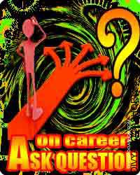 Ask question for career