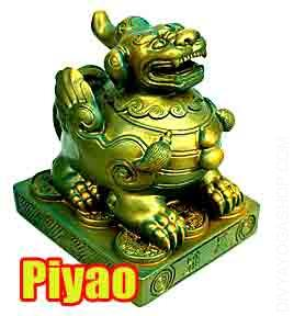 Piyao for evil protection Pi Yao is a strong and auspicious create of excellent fortune. Pi yao has the power to assist anybody who's having a foul Feng Shui resulting..