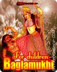 Baglamukhi sadhna for children security
