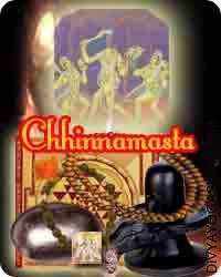 Chinnamasta sadhana samagri This Chhinnamasta Sadhana Samagri has been energised by Chhinnamasta Mahavidya mantra. Chhinnamasta to present instant results and individual gets blessed with child, gets rid of events causing distress or pain...