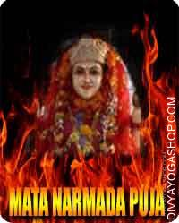 Mata Narmada puja Mata Narmada was slim and attractive. Gods and demons wished to marry her; she needed to flee and...
