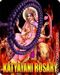 Katyayani rosary The sixth type of Durga is Katyayani Devi. There was a fantastic sage by the identify of Kata and his...