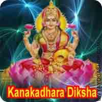 Kanakdhara Diksha This Kanakdhara Diksha is beneficial for constant flow of wealth. Kanakdhara Lakshmi Diksha provides...