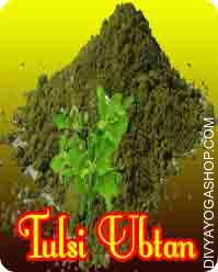 Tulsi Ubtan for health This Tulsi Ubtan charged by Dhanvantari mantra. Tulsi is a great healer. It has been stated that Tulsi can heal nearly all pores and skin illnesses ,typically even leucoderma...