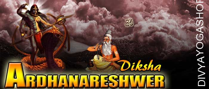 "Ardhanarishwer diksha for husband-wife Ardhanarishvara means ""the Lord (bhagawan) who's half woman."" Ardhanarishvara can also be recognized..."