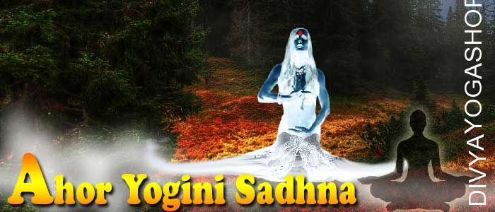 Aghor yogini sadhana Aghor yogini is one of from 64 yogini. She has supernatural abilities. Aghor yogini also represent one of tantra from 64 tantras...
