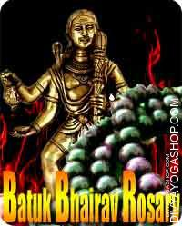 Batuk bhairav rosary Sadhanas of Lord Bhairava are among the many most straightforward to perform and succeed in...