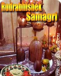 Rudrabhishek puja samagri Rudrabhishek Tantrik puja and anusthan is especially carried out for the sake of cleansing away ones sins..