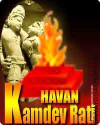 Kamdev-rati havan Kaamdev Rati Pooja needs to be carried out for a Glad Relationship Life. This Pooja improves relations between the...