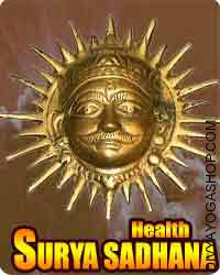 Surya Sadhna for health One cannot think about a life with out the sun. It is from your movement of the sun that one can rely time...