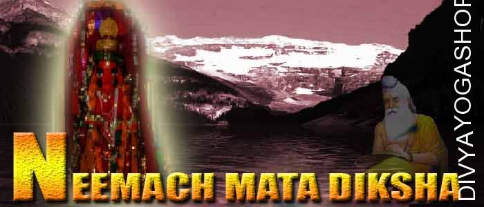 Neemach Mata Diksha Neemach mataji is the very best place as individual who have skilled it name it a paradise. Neemach Mataji is a temple...