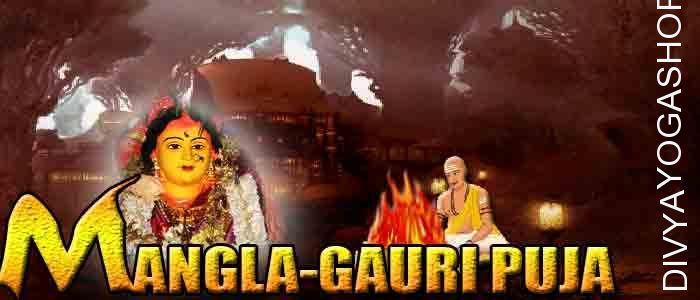 Mangla gauri puja-vrat Mangla-gauri Vrat and pujan with dedication to Maata Parvati are done by unmarried girls for early marriage and achieving an appropriate life partner..