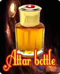 Attar for puja