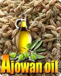 Ajowan (Trachyspermum Ammi) oil Trachyspermum ammi Sprague or generally Ajwain is a herbaceous aromatic plant belonging to the...