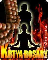 Krtya rosary for protection