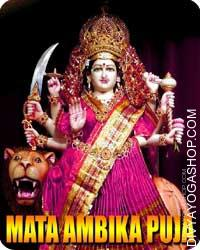 Mata Ambika puja Mata Ambikadevi means sahaj-pure prakruti, the non-Self complex. Every Mata has her personal guidelines and if you happen..