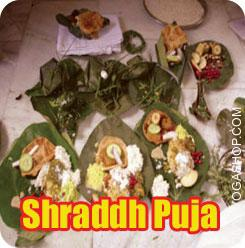 Shraadh Puja Shraadh Puja is an outdated age customized of India. Through this Puja we, remember our departed near and dear ones on their demise anniversary. Anna Daan to Brahmins and the poor is normally performed....