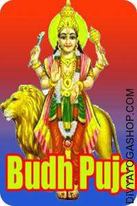 Budh Dosha Puja Budha Pooja or Mercury (budha) Pooja is devoted to planet (graha) Mercury. Budha Pooja on Wednesday (budhwar) brings in manifold benefits similar to removing difficulties, wholesome progeny, possession of fertile lands etc. Following issues are associated with Buddha- the Mercury (budha):..