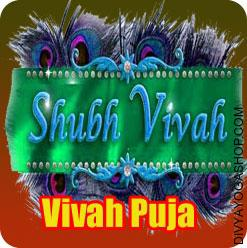 Vivah Puja For the early and timely marriage of the girl, Vivah Puja is performed. Typically it has been discovered that the wedding is delayed due to the doshas in the kundli and horoscope of the girl. So, we offer Vivah Puja on behalf of the person as per the requirement....