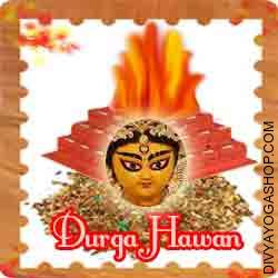 Durga puja hawan samagri This Durga Havan Samidha is charged by Durga  mantra. Every Tuesday or Ashtami and Navami you can also provide Ahuti 108 time by this Durga havan Samagri for marriage, enemy...