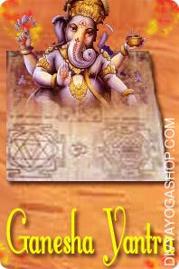 Ganesha bhojpatra yantra This  Siddha Ganesha Bhojpatra  Yantra charged by Panchmukhi Ganesha  mantra. Ganesha Bhojpatra Yantra removes Hurdles and ease New beginnings .One who does the upasana & Puja of the Ganesha Yantra is blessed with success in his work, business, enterprise & desires. ..