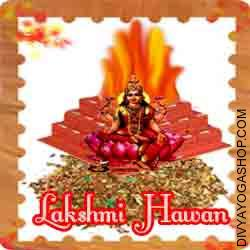 Lakshmi puja havan samagri This Lakshmi Havan Samidha is charged by  Lakshmi mantra. Every Monday, Thursday and Purnima you can also provide Ahuti 108 time by this Lakshmi havan Samagri for business problems, all kind of materials life...