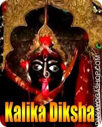Kalika diksha Kali could also be mentioned to signify the darker aspect of Devi's power. Her appearance is chronicled within the third tale of the Devi Mahatmya..