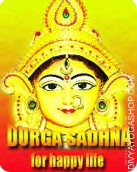 Durga sadhana for happy life Deity Durga is a generally admired incarnation (avatar) of Devi and one with the foremost forms with..
