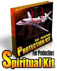 Protection kit for travel