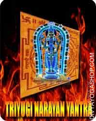 Triyuginarayan yantra for success in marriage The Triyuginarayan temple (mandir) resembles the temple (mandir) of Kedarnath in architectural type and...