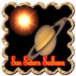 Sun and Saturn Sadhana for obstacles An individual might or may not bear in mind the beneficial planets but he positive bows before the malefic ones....