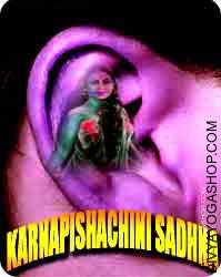 Karnapishachini yakshini sadhana for astrologer