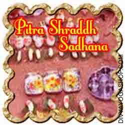 Shraddh-Pitra Sadhana Shraadh means to offer with devotion or to offer one's respect. Shraadh is a ritual for expressing one's respectful emotions for the ancestors...