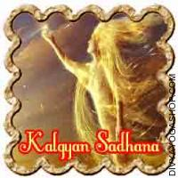 Kalgyan Sadhana for foresee Your Future issues