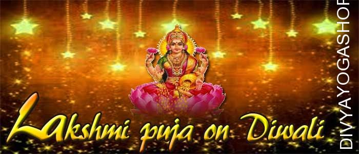 Maha lakshmi puja Here is the most imperative day of the five-day celebrations. Deepawali pooja is a worship and praise of Mahalakshmi and Lord (bhagawan) Ganapati. ..