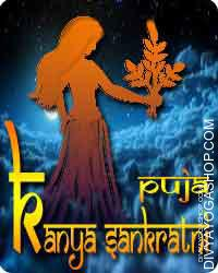 Kanya sankranti puja The beginning of the sixth month is largely marked by Kanya Sankranti, according...