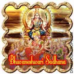 "Bhuvaneshwari Sadhana for wealth limitless The Sadhak who accomplishes this ritual turns into rich and powerful like Lord Indra! It is mentioned in ""Rig Veda"" that solely by means of the nice Karmas of previous lives and grace of the Guru can one obtain Bhuvaneshwari Sadhana (भुवनेश्वरी साधना)..."