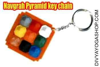 Navgrah pyramid keychain It is normally a mechanism for concentrating...