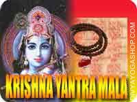 Krishna yantra mala for attraction This Krishna Yantra and rosary energized by Krishna Mantra. It gives you good kind of attraction which is benefited...