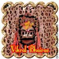 Vikral Bhairav Sadhana for nullifies the evil impact