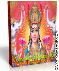 Kanakadhara lakshmi kit This Kanakdhara Lakshmi kit has been charged by Kanakdhara Lakshmi mantra. It is beneficial for wealth and prosperity...