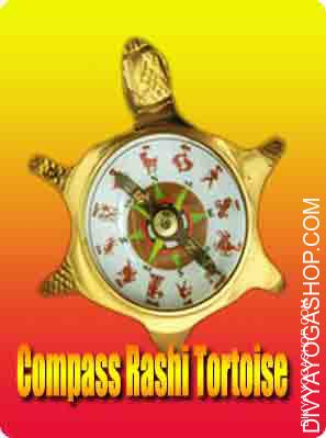 Compass Rashi Tortoises This Compass rashi tortoises is charged by laxmi mantra. This is beneficial for wealth and...